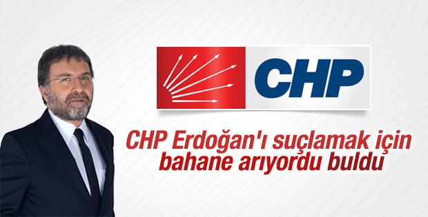 CHP'li vekil Ahmet Hakan'a saldırıyı Erdoğan'a bağladı