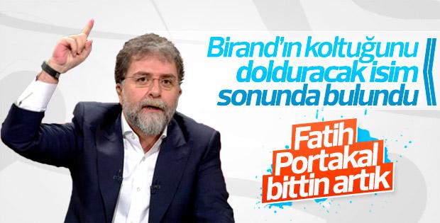 Kanal D Ana Haber'de Ahmet Hakan dönemi