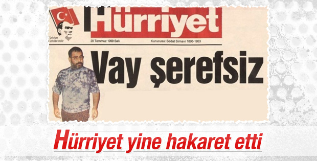Hürriyet'in hakaret dolu Ahmet Kaya haberi
