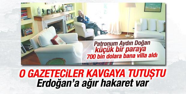 Ahmet Şık ve Tuğçe Tatari o belgesele isyan etti