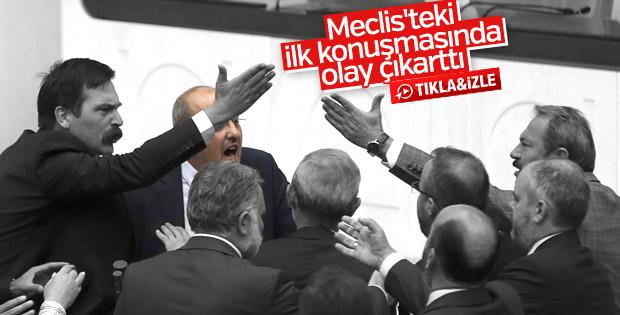 Ahmet Şık, TBMM kürsüsünde hakaretler yağdırdı
