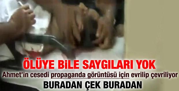 Ahmet Atakan'ın hastanedeki son anları