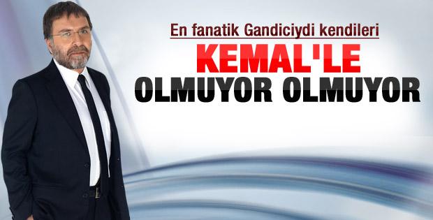 Ahmet Hakan'dan CHP'ye: Bu izdivaç yürümez