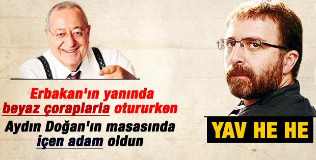 Ahmet Hakan'dan Barlas'a cevap