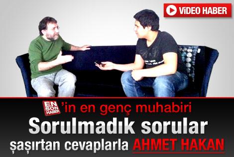 Ahmet Hakan'dan özel açıklamalar