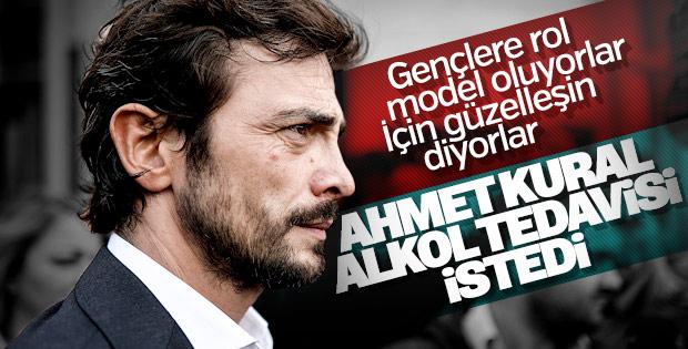 Ahmet Kural psikoloğa gidecek