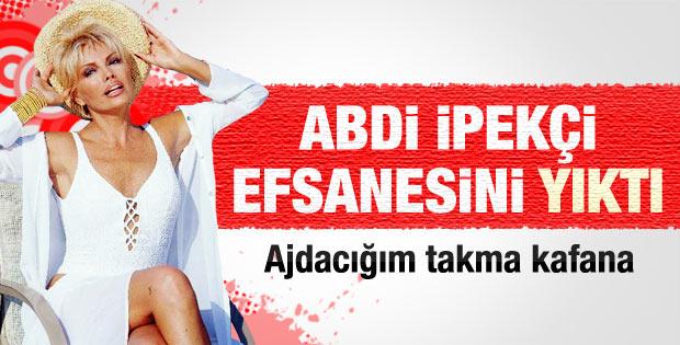 Abdi İpekçi'nin Ajda Pekkan röportajı