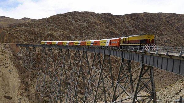 Dünyanın en tehlikeli demir yolları