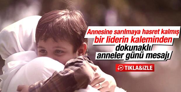 AK Parti'den dokunaklı anneler günü reklamı