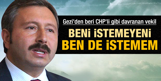 AK Parti Milletvekili İdris Bal istifa etti