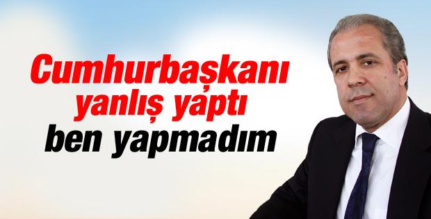 Ak Partili Tayyar: Yasağı delme girişimim olmadı