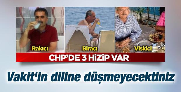 Yeni Akit CHP'lilerle dalga geçti