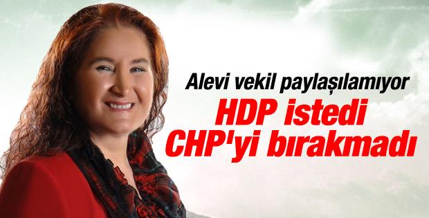 CHP'li Sabahat Akkiraz HDP'nin teklifini reddetti