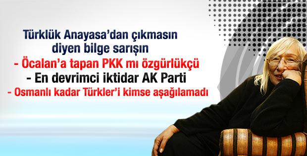 Alatlı: Osmanlı kadar Türkler'i aşağılayan olmadı