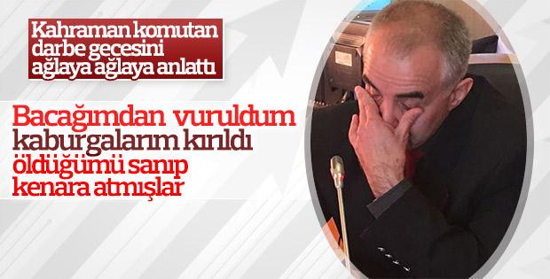 15 Temmuz'da öldü sanılan Albay Ala yaşadıklarını anlattı