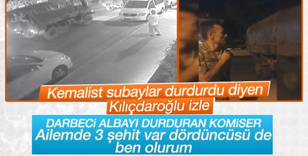 15 Temmuz gecesine dair İzmir'den yeni görüntüler