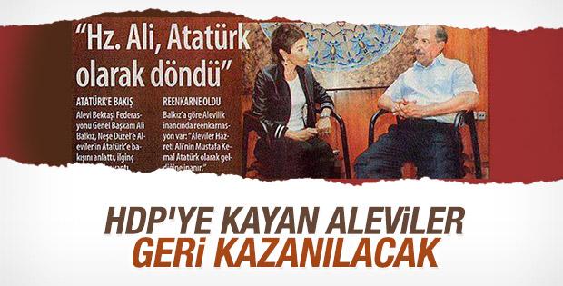 CHP HDP'ye kayan oyları geri almaya çalışıyor