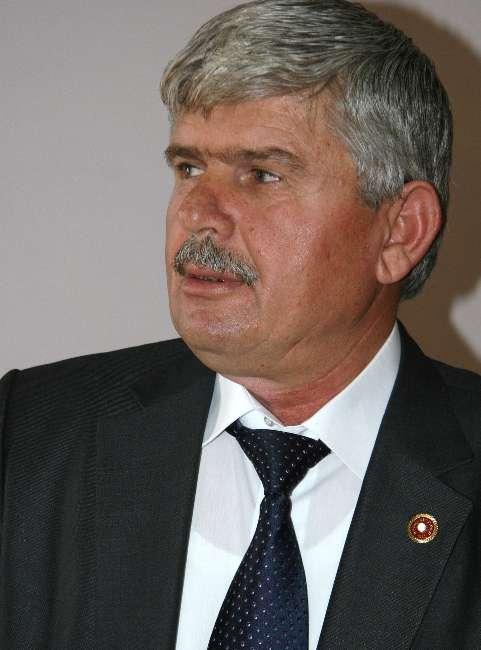 Ak Partili İlçe Başkanı İsmail Akalın istifa etti