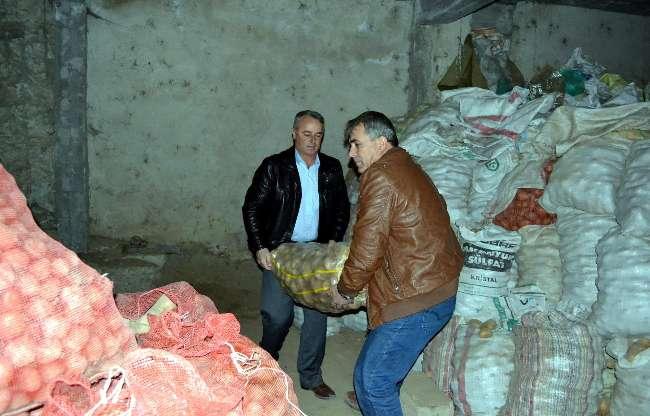 Veli Kenar: Patates 5 liraya kadar çıkmadı