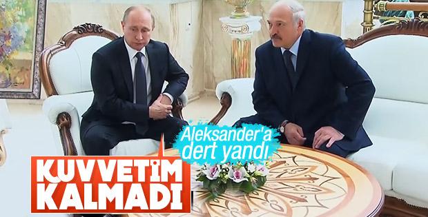 Putin tükenmişlik sendromu yaşıyor