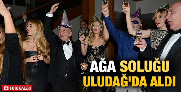 Ali Ağaoğlu 2014'e böyle girdi