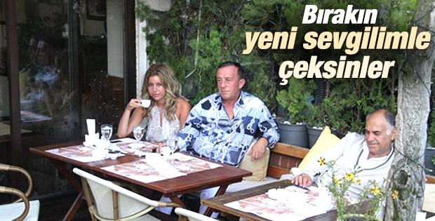 Ali Ağaoğlu yeni sevgili yaptı