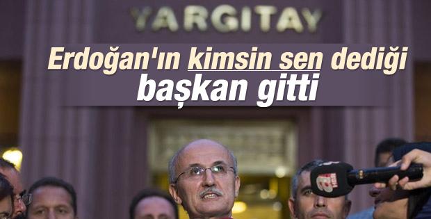 Yargıtay Başkanlığı'na İsmail Rüştü Cirit seçildi