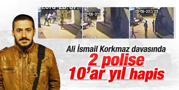 Ali İsmail Korkmaz davasında karar verildi