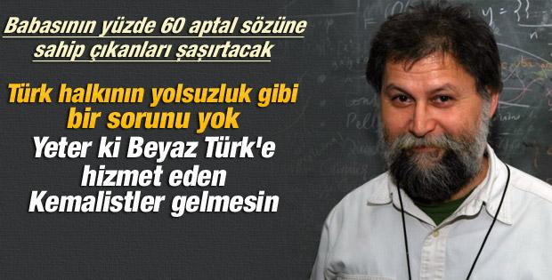 Ali Nesin: Ak Parti Türk halkını anladı