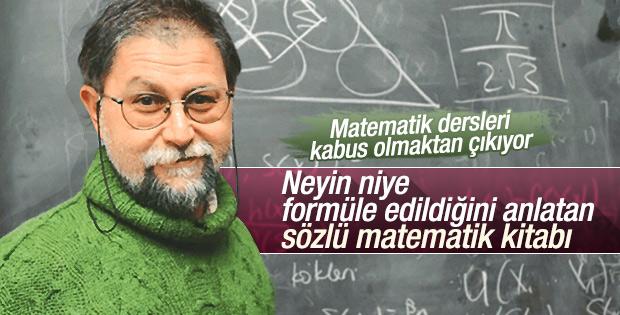 Ali Nesin liseliler için matematik kitabı yazıyor
