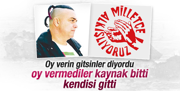 CHP Ali Taran'dan vazgeçti
