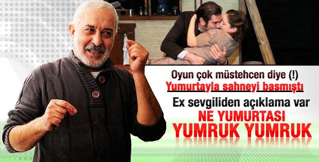Sultan Ertuğrul: Ali Sürmeli bana yumruk attı