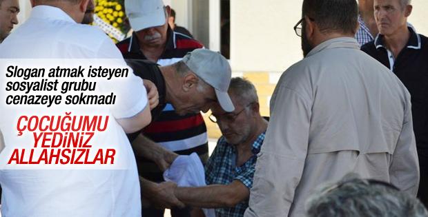 Alican Vural'ın babasından sosyalist gruba tepki