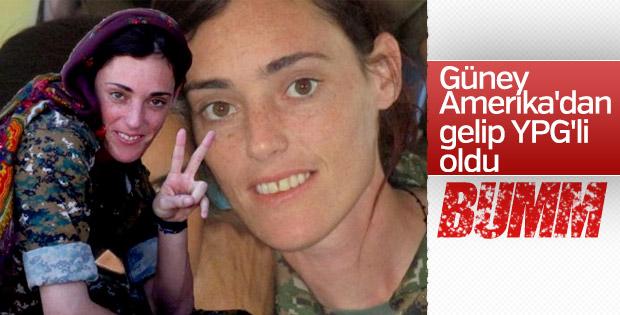 Arjantinli kadın terörist öldürüldü