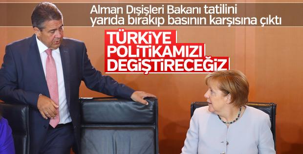 Almanya Dışişleri Bakanı'ndan küstah Türkiye açıklamaları