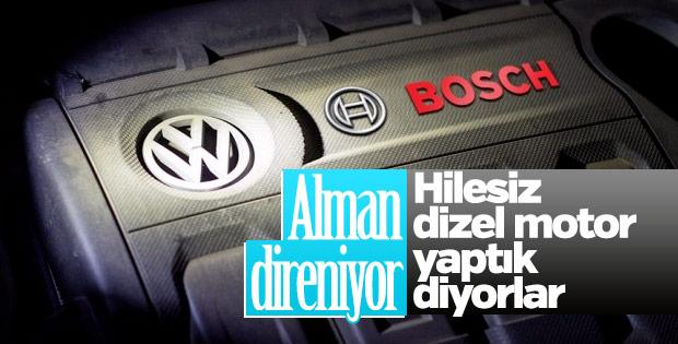 Bosch dizel motoru yaşatabilecek mi