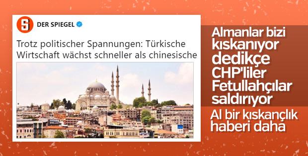 Alman medyası Türk ekonomisinin büyümesine hayran kaldı