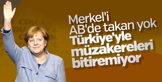 Merkel'in Türkiye isteği AB'de önemsenmedi