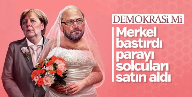 Almanya'da siyasi kriz devam ediyor
