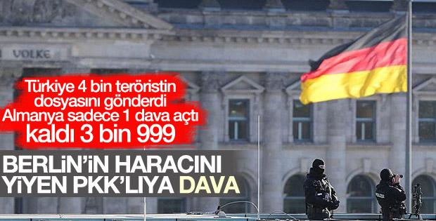 Almanya'da PKK'nın Berlin sorumlusu hakkında dava