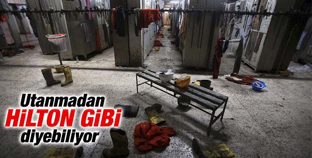 Alp Gürkan: Yan üniteye baksalar Hilton gibiydi