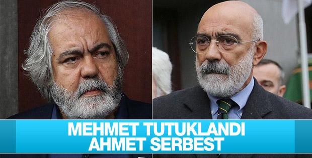Ahmet Altan serbest, kardeşi Mehmet Altan tutuklandı