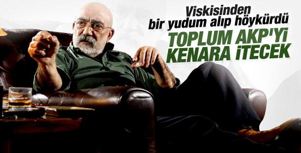 Ahmet Altan'ın AK Parti kehaneti