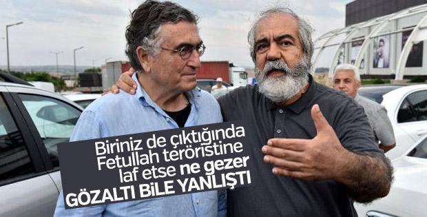 Mehmet Altan, Silivri'den çıktı