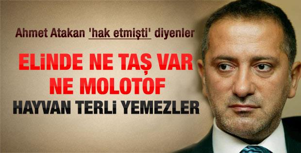 Altaylı'dan Emniyet'e Ahmet Atakan tepkisi