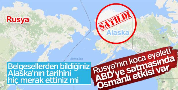 Rusya Alaskay Neden Amerikaya Satt