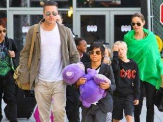 Angelina Jolie ve Brad Pitt çocuklarını nasıl büyüttü