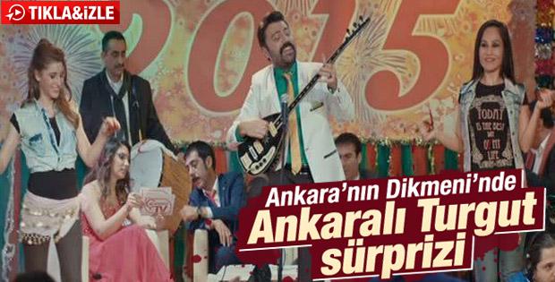 Ankara'nın Dikmeni'nde Ankaralı Turgut sürprizi - İzle