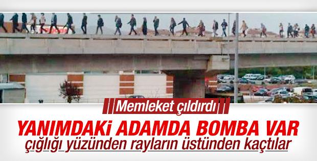 Ankara'da terör paniği
