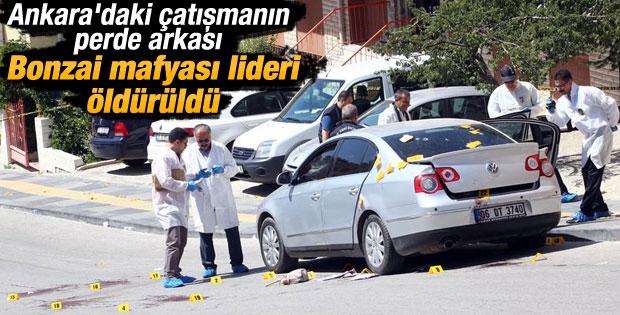Ankara'da yaşanan çatışmanın perde arkası